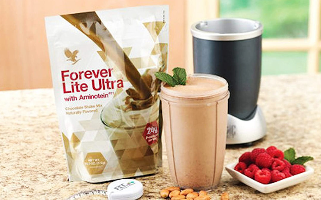 Batido Forever Lite Ultra sustitutivo de comida