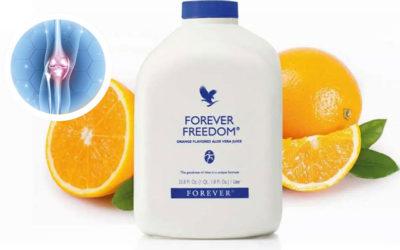 Forever Freedom apoyo a la salud articular